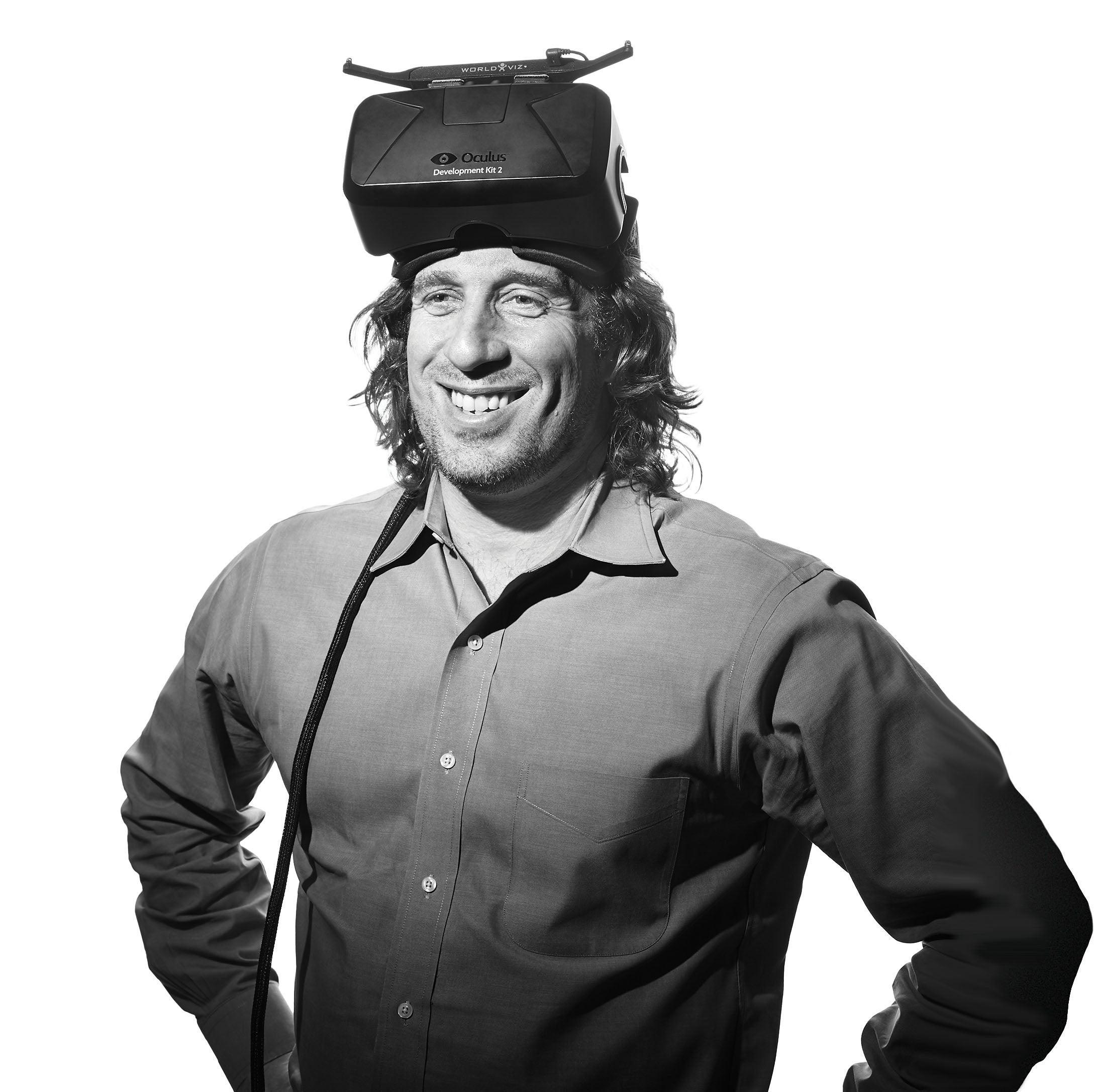 Q&A: Jeremy Bailenson On Virtual Reality