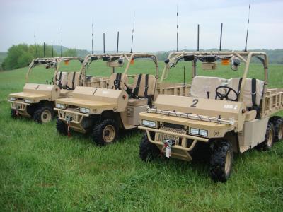 Autonomous Vehicle Tech Developed for DARPA Gets a Battle Test Courtesy of USMC