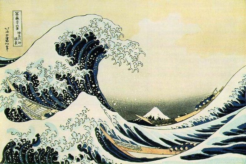 Island Formations Might Make Tsunamis Worse