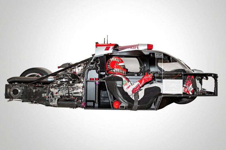 Audi: Carbon Fiber Too Expensive; Future Is In Mixing Materials
