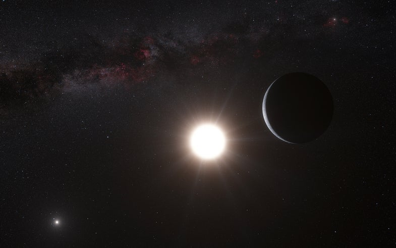 New Discovery: An Earth-Scale Planet Orbits Alpha Centauri, The Closest Star System To Our Own
