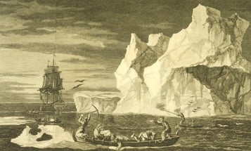 A New Look At Captain Cook Shows Just How Much The Arctic Has Melted