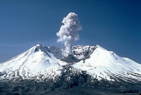 Volcanoes: The Real Eco-Villains?