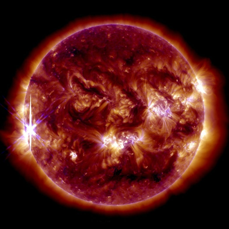 What's Going On With the Sun This Week?