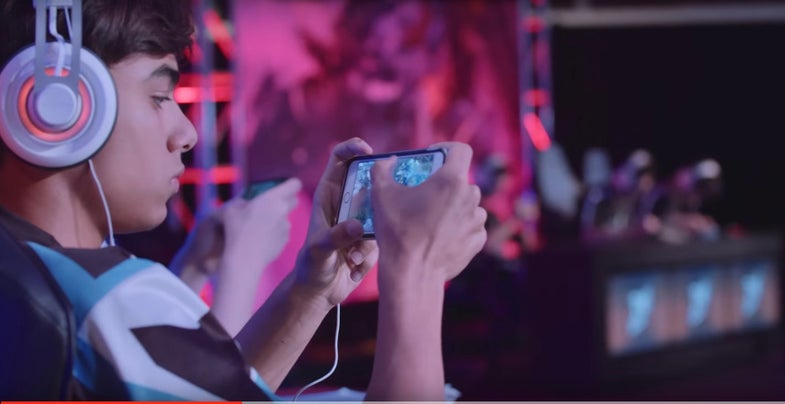 Mobile E-Sports Get A Boost As Twitch Partners With Vainglory