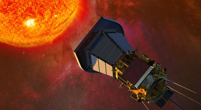 NASA Solar Probe Sets Controls for the Heart of the Sun, Literally
