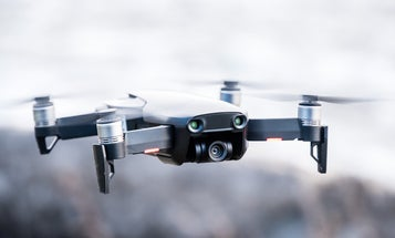 DJI's Mavic Air drone is the best flying machine you can throw in your backpack
