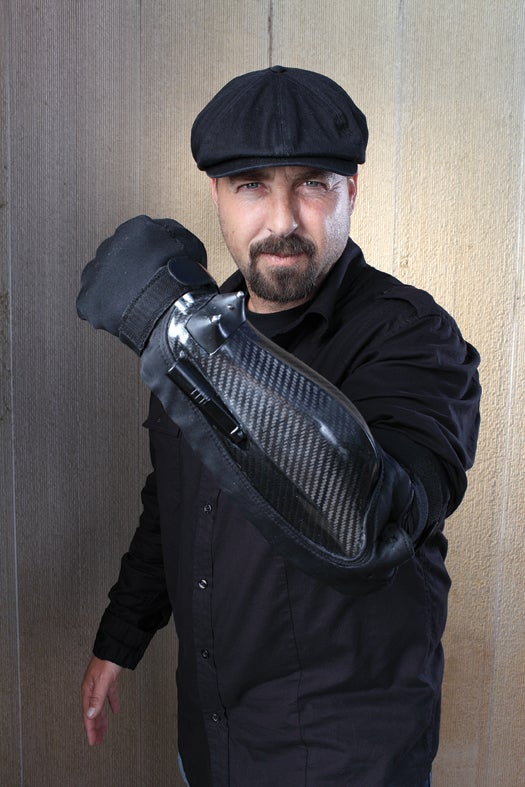 2011 Invention Awards: A Crime-Fighting Armored Glove