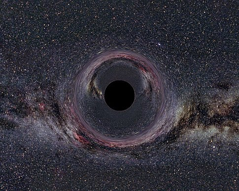 Scientist Thinks He's Proven Hawking's Theory That Black Holes Glow
