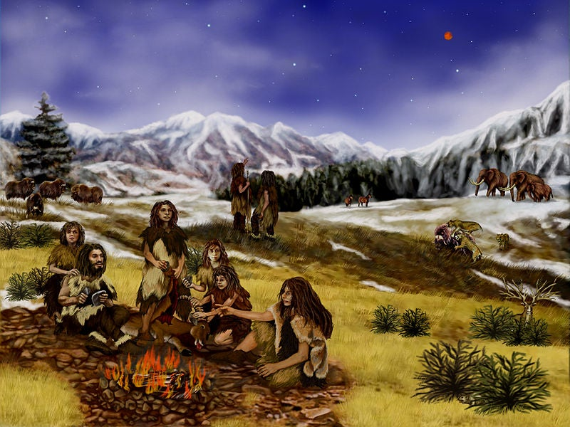 Language May Have Evolved Way Earlier Than We Thought