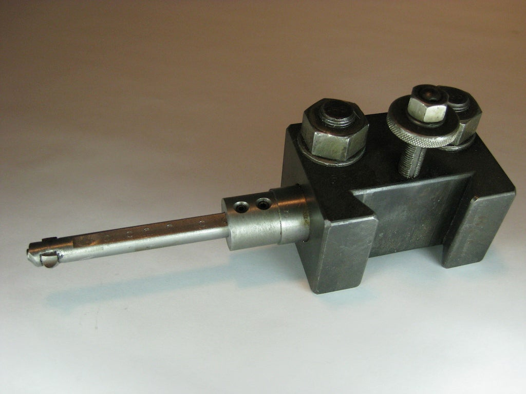 Guess This Tool #4 Revealed: The Lathe Boring Bar