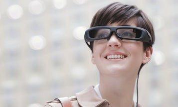 Sony's New Smart Glasses Might Be Too Clumsy To Live