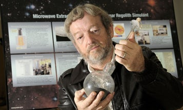 Interview: NASA Scientist's Plan to Extract Moon Water Affordably Using Microwaves