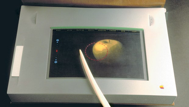 Imagining an Apple Tablet in 1989