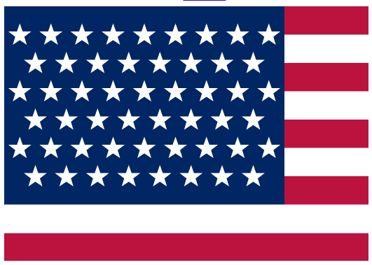 Mathematical Model Shows What Future Flags Would Look Like as U.S. Grows