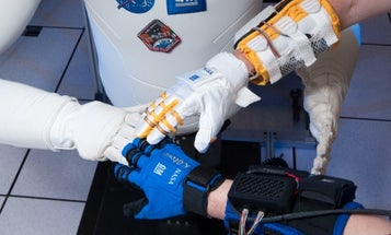 First Humanoid Robot in Space Inspires a Grip-Enhancing Robotic Glove For Humans