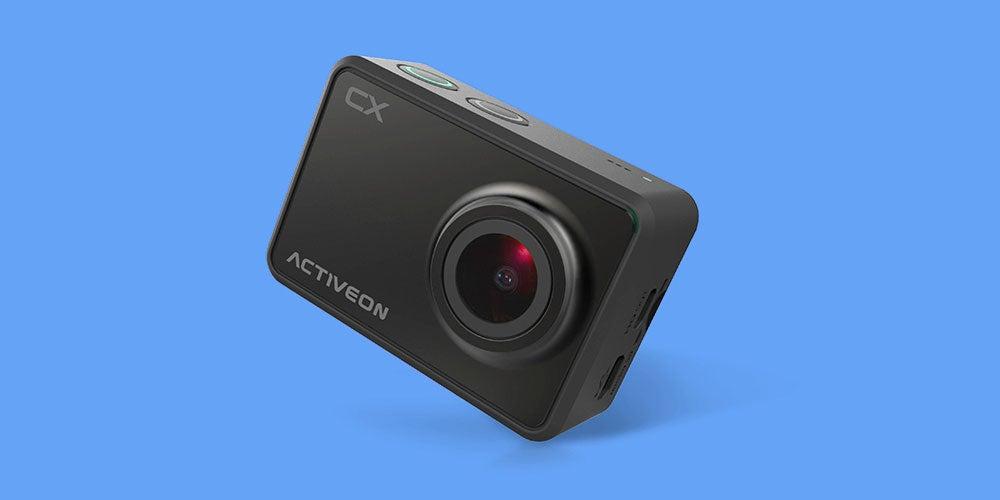 Activeon CX 1080p WiFi Action Camera
