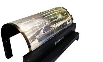 LG Display Flexible OLED
