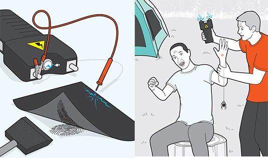 Good Idea/Bad Idea: Use A Stun Gun To…