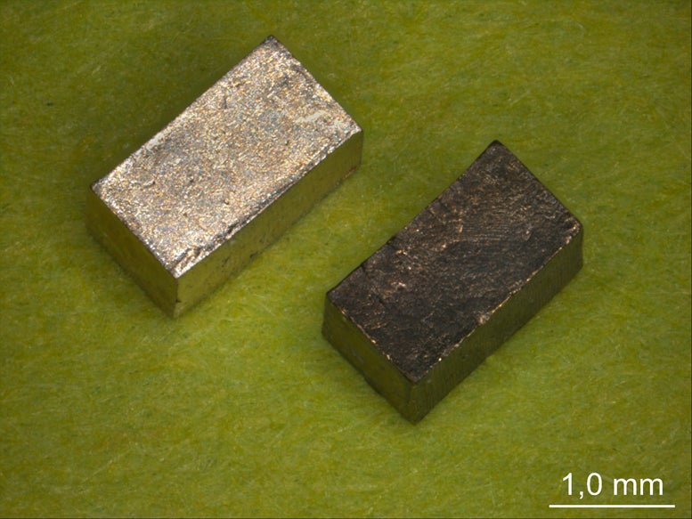 New Nanometal Changes from Hard to Soft at the Flip of a Switch