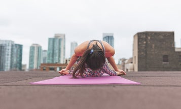 To ease lower back pain, yoga might be just as good as physical therapy