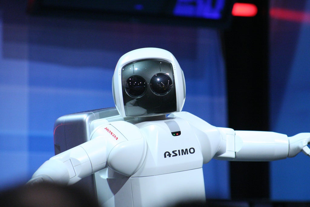 Friendly Humanoid Robot Asimo (May Be) Tapped for Japanese Nuclear Cleanup Work [Updated]