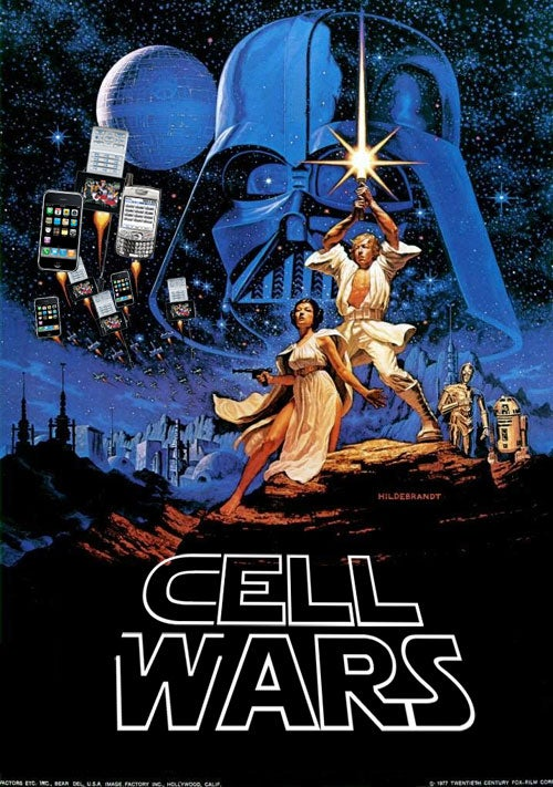 Cell Wars: A New Hope?