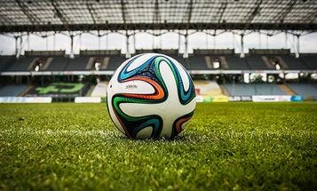 The biomechanics of a perfect penalty kick