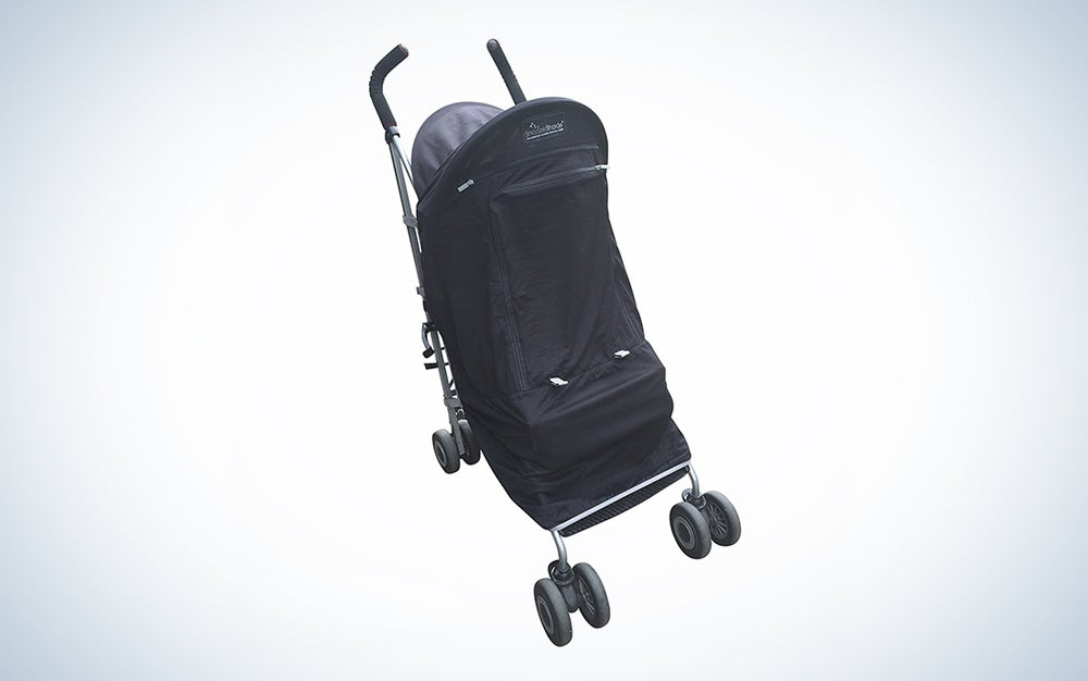 SnoozeShade Plus 5-in-1 Universal Stroller UV Cover