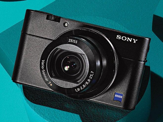 Sony RX100 Mark V Camera