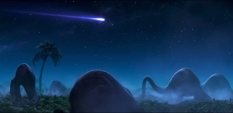 Pixar's 'The Good Dinosaur' Is Bad Science