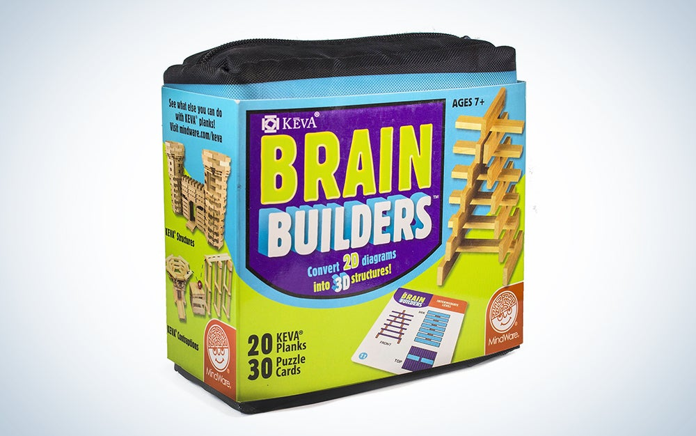 MindWare KEVA Brain Builders Game