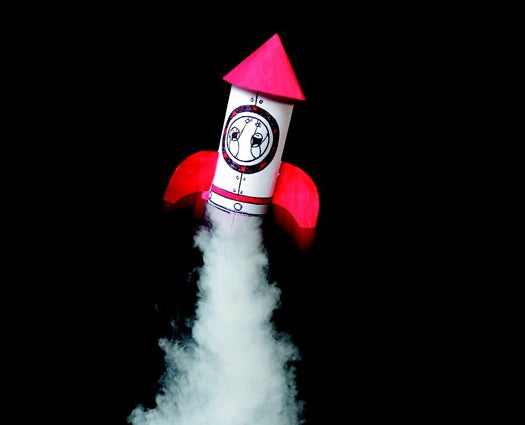 Build And Launch A Mini-Rocket