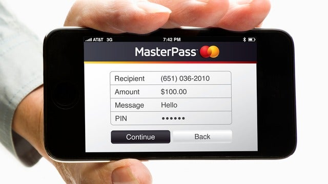 MasterCard's New Digital Wallet Service Will Let You Skip The Checkout Line