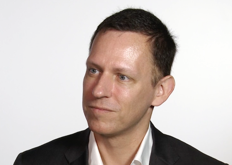 Video: Peter Thiel On How We Can Make The Future Awesome