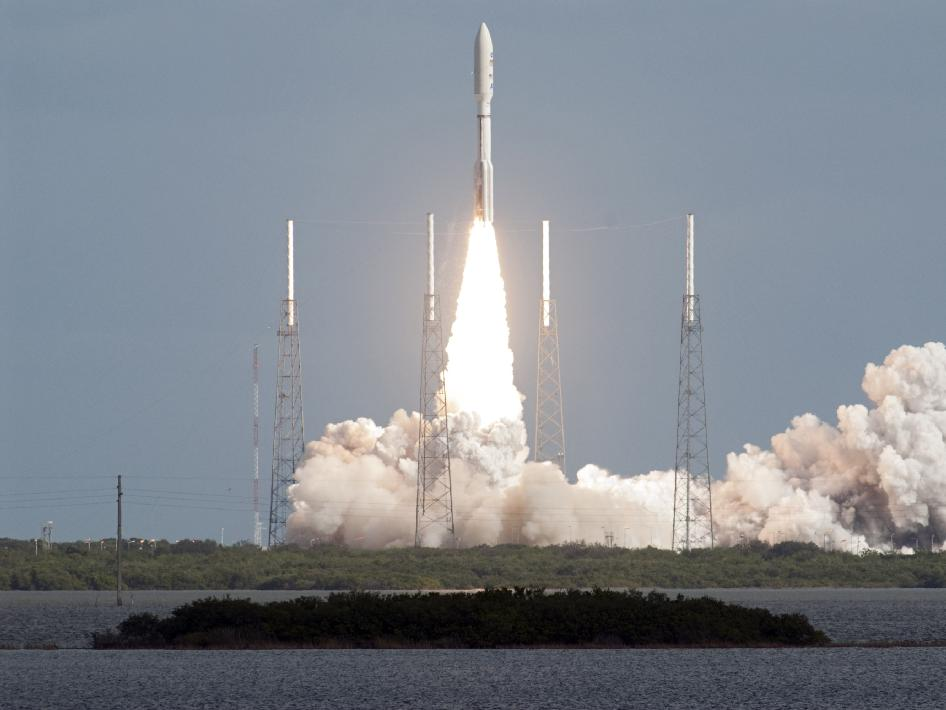 All Systems Are Go After Curiosity Rover's Successful Launch