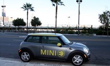 Test Drive: The Electric Mini