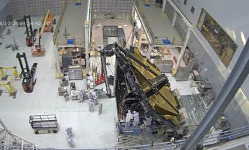 Peek At The James Webb Telescope Before It Peers Into Forming Galaxies