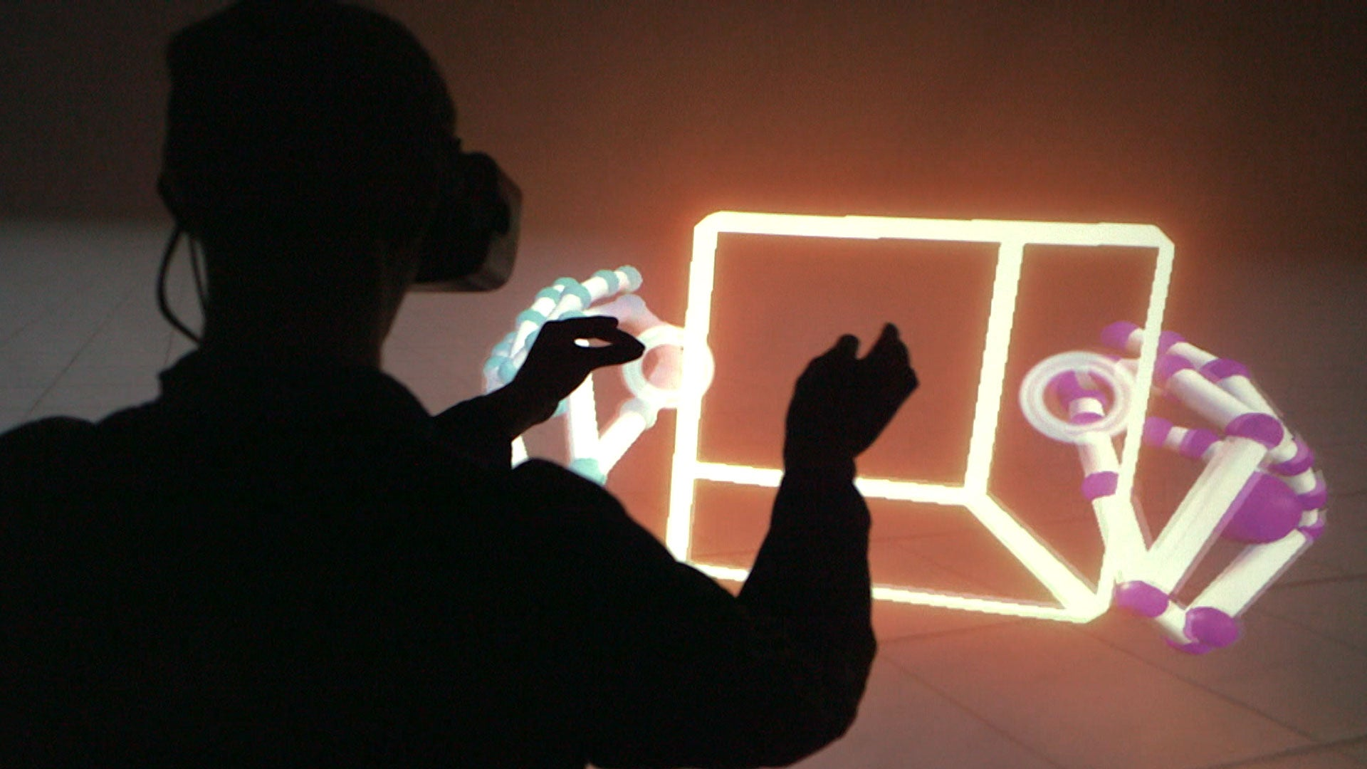 Mobile Finger Gestures Will Supercharge Virtual Reality