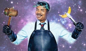 Our Breakfast With Neil deGrasse Tyson