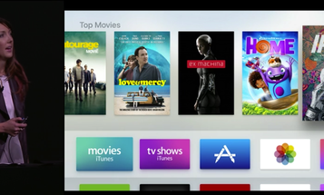 New Apple TV With Siri And Apps Announced At Fall 2015 Event