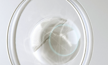 Waterless Washing Machine Levitates Laundry and Cleans It With Dry Ice