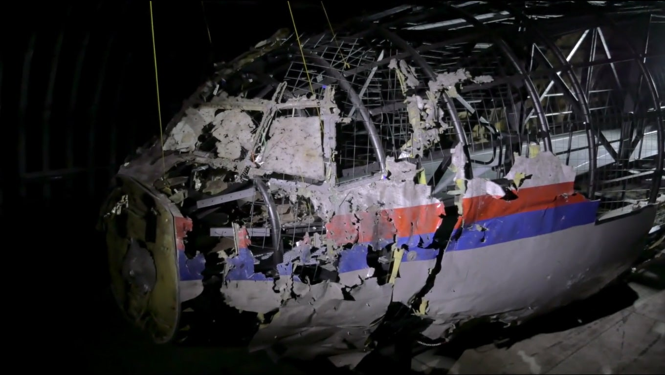 Flight MH-17 Investigation Points To Missile From Russia