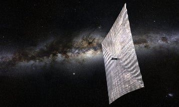 At Last, Bill Nye's LightSail Deploys Its Solar Sails In Space