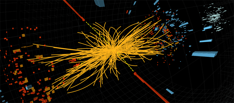 Today In Long Reads: Dramatizing The Hunt For The Higgs Boson