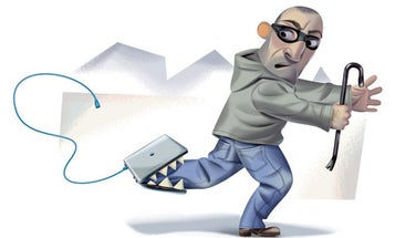 Ask a Geek: How Can I Track My Stolen Gadget?