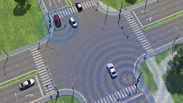 First Big U.S. Test of Car-to-Car Communications Planned