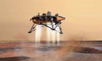 A Look Back at a Noble Mars Lander