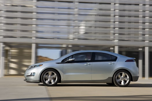 GM Accelerates Rollout of the Chevy Volt