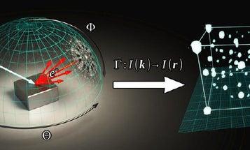 3D Holograms Of Atoms Offer A Glimpse Inside Molecules